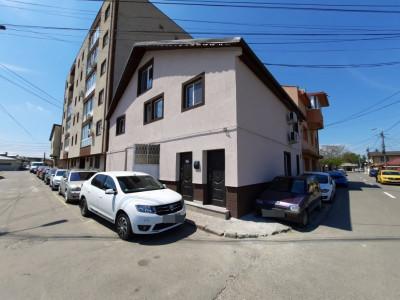 Viile Noi – mixt vila / apartament cu spatiu comercial.