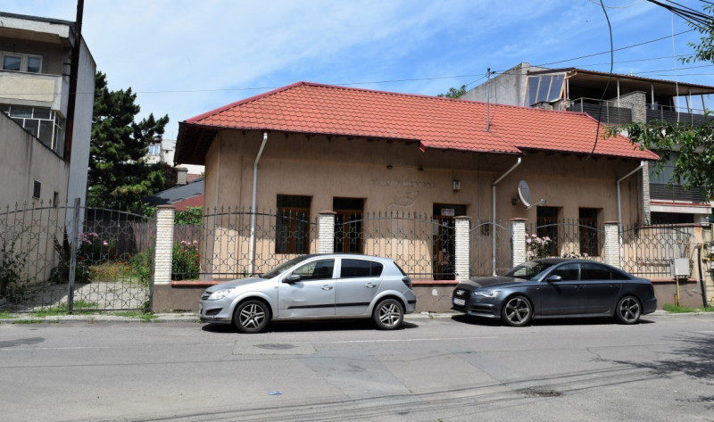 GARA – STR. MARCOVICI – P+M, CONSTRUCTIE 2006, TEREN 308 MP!