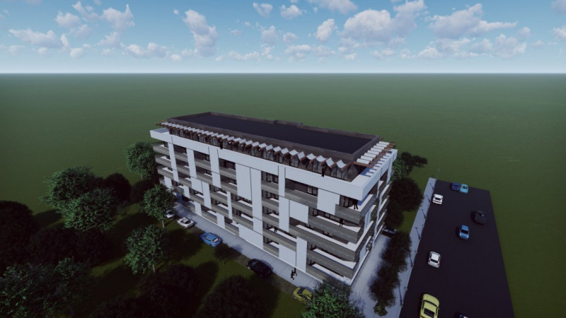 Vanzare teren pentru constructie bloc zona Campus Tomis Nord