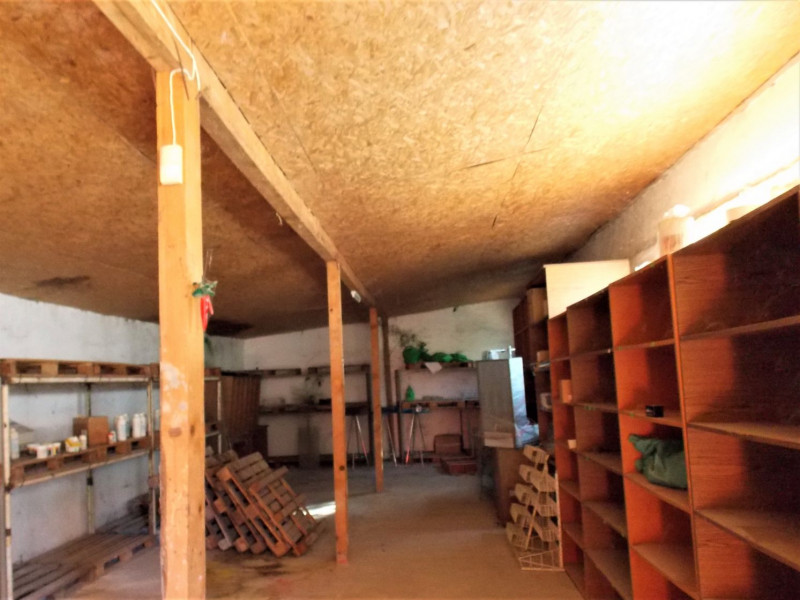 PALAZU MARE - Hala depozitare cu 738 mp. teren liber de constructii!