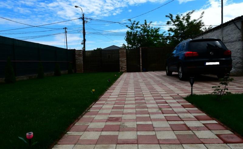 Viile noi - Vila superba cu teren imens finisaje lux si vecini civilizati