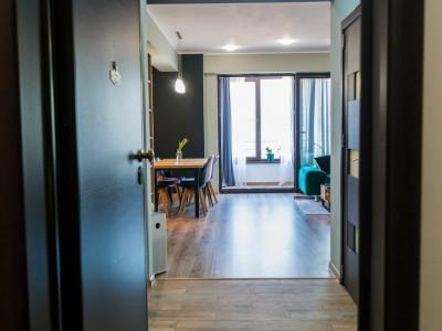 Apartament cu 3 camere, mobilat si utilat lux, zona Tomis Plus
